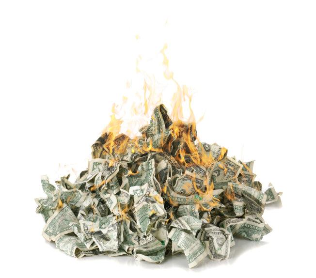 горят деньги клиентов сео-компаний